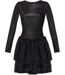 sukienka black swan