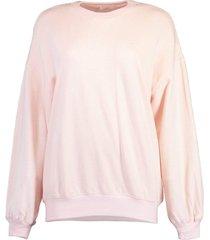blushing frankie sweater