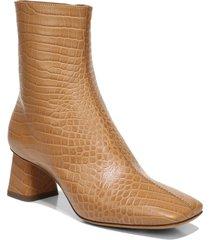 women's vince koren bootie, size 5 m - brown