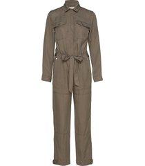 desert military jumpsuit jumpsuit brun superdry