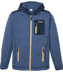 giacca in pile (blu) - john baner jeanswear