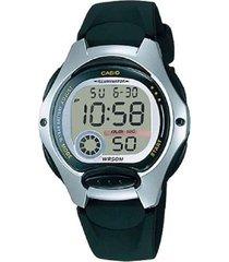 reloj casio lw-200-1av digital 100% original-gris