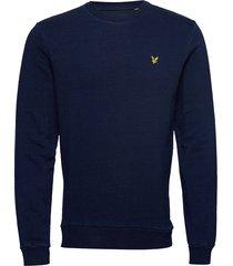 indigo sweatshirt sweat-shirt trui lyle & scott