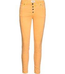 pzrosita pant skinny jeans gul pulz jeans