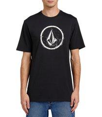 volcom men's ramp stone short sleeve t-shirt