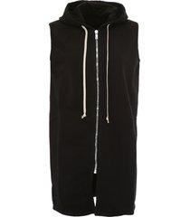 drkshdw sleeveless hoodie