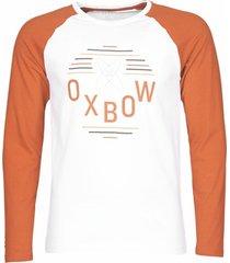 t-shirt lange mouw oxbow m2tenon