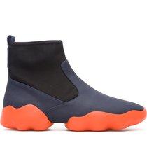 camper dub, sneakers mujer, azul/negro, talla 41 (eu), k400109-012