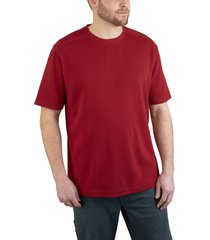wolverine men's tremor short sleeve tee dark red, size xxl
