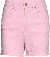 mom short shorts denim shorts rosa wrangler