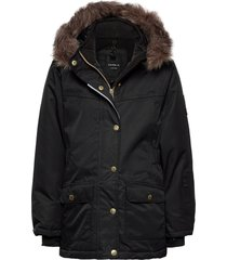 nkfsnow10 jacket 3fo parka-jas zwart name it