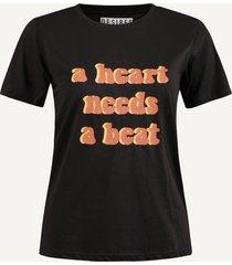 desires shirt / top zwart de1062