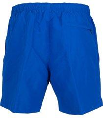calvin klein zwembroek drawstring blauw