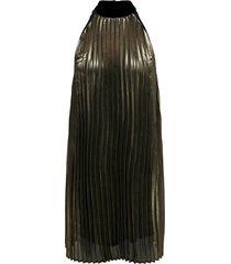 jurk geplooide