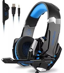 audifono diadema gamer kotion each g9000 usb microfono led