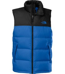 chaleco hombre nuptse vest the north face