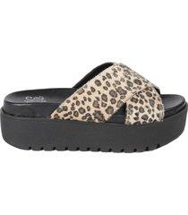 sandalia cris (5618) multicolor we love shoes