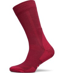 classic merino wool hiking socks 1 pack underwear socks regular socks röd danish endurance