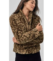 jacka char fur jacket
