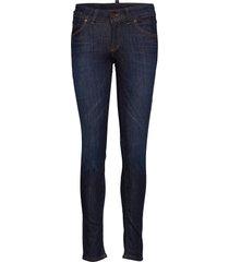 denim trousers skinny jeans blå marc o'polo
