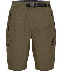 el tasso shorts cargo shorts beige ellesse