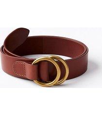loft double ring waist belt