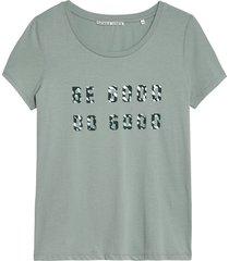 t-shirt goodie groen