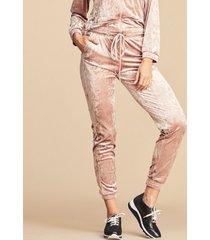 spodnie dresowe pink