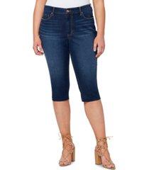 jessica simpson trendy plus size adored slim knicker skinny jeans