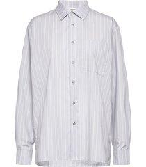 jokapoika 2017 shirt overhemd met lange mouwen grijs marimekko