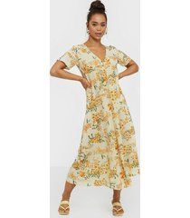 only onlfloria ss midi dress wvn loose fit dresses