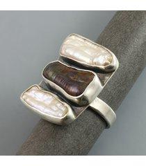 neo pearl - pierścionek