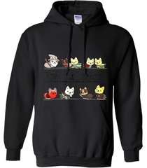 lord of the corgis the furrllowship of the ring -anz t-shirt hoodie