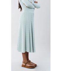 proenza schouler white label knit skirt
