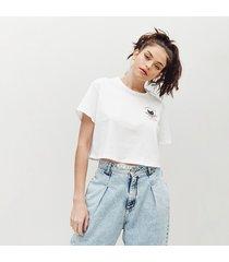 camiseta amplia corta manga corta foreve