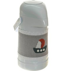 garrafa térmica avulsa náutico potinho de mel marinho