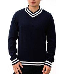 suéter azul scout 306 sweater