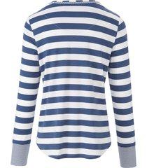 pyjama 100% katoen van rösch blauw