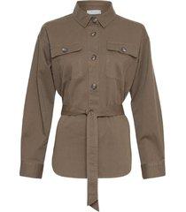 moss copenhagen blouse 16076 lemony