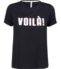short sleeve voila t-shirt