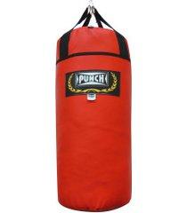 saco de pancada punch - 90 cm (saco enviado cheio)