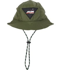 msgm bucket hat