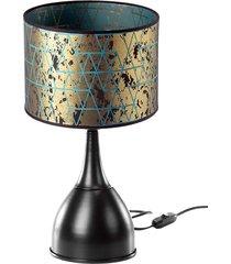 lampa stołowa z abażurem marolle luxury