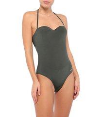 emporio armani one-piece swimsuits