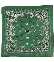 embroidered bandana neckerchief