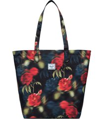 herschel supply co. mica canvas tote - black