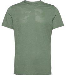 perf tee sthlm sthlm t-shirts short-sleeved grön björn borg