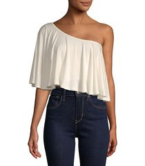 remi one-shoulder top