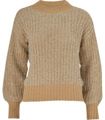 tröja yaslulex ls knit pullover