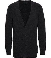 faraway cardigan stickad tröja cardigan svart makia